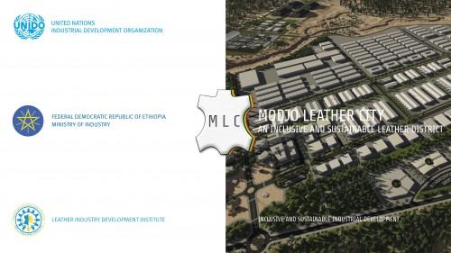 MPA and UNIDO for MODJO LEATHER CITY, Ethiopia